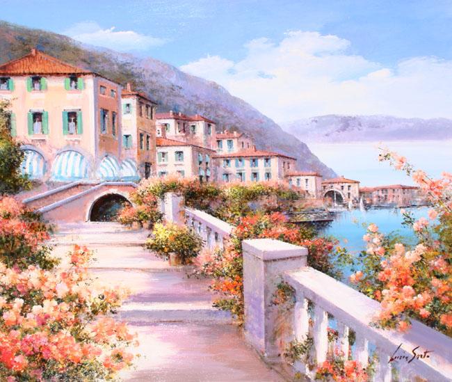 современная итальянская живопись: