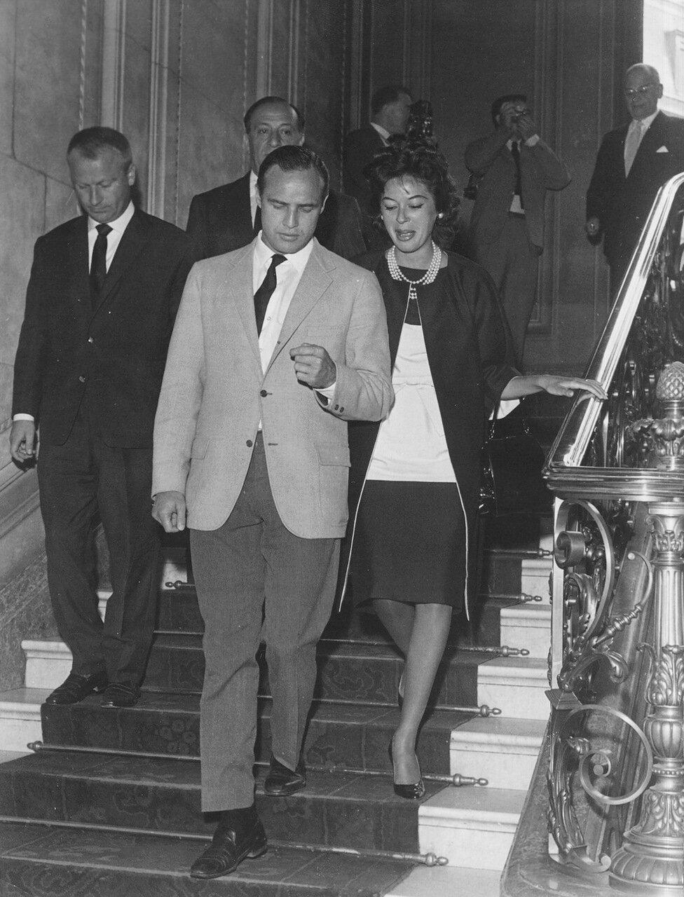 Marlon Brando Dead at 80