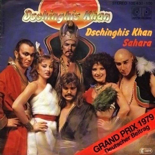 1979 - Dschinghis Khan