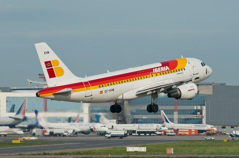 Airbus A-319-111 (EC-KHM) Iberia DSC2641