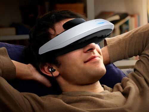 Google работает над шлемом виртуальной реальности