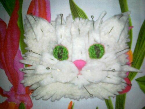 Котик на шею для тепла