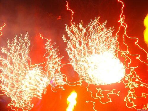 Лазерное 4D шоу на Воробьевых горах
