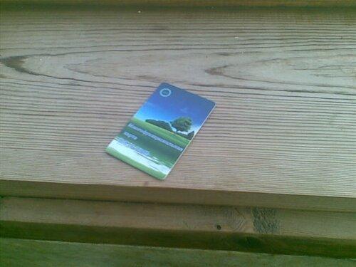 турамлиновая карточка