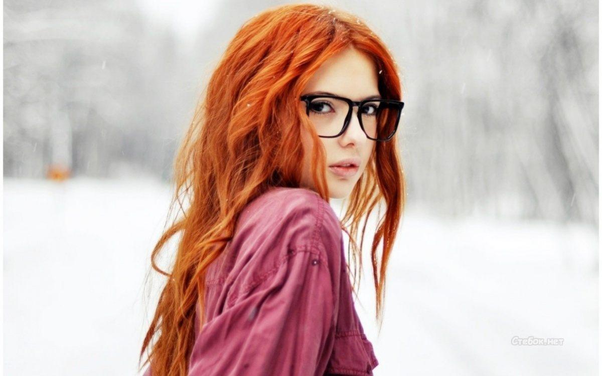 Рыжие фото девушек фото 210-807