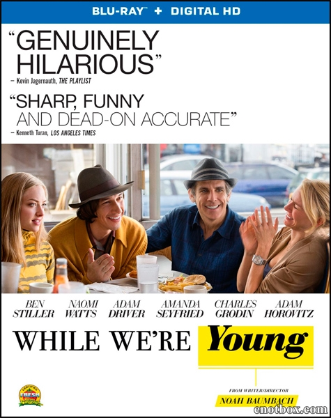 Пока мы молоды / While We're Young (2014/BDRip/HDRip)