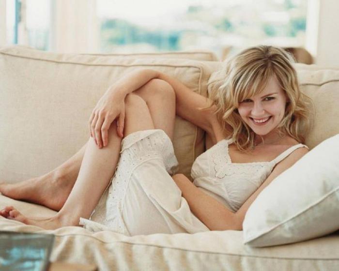 Квартира актрисы и модели Кирстен Данст в Нью Йорке (фото)