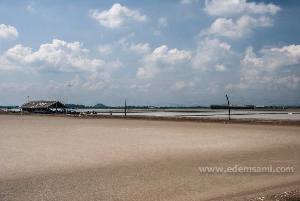 Соляные фермы в Пхетчабури