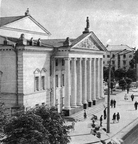 Театр им. Н. К. Садовского