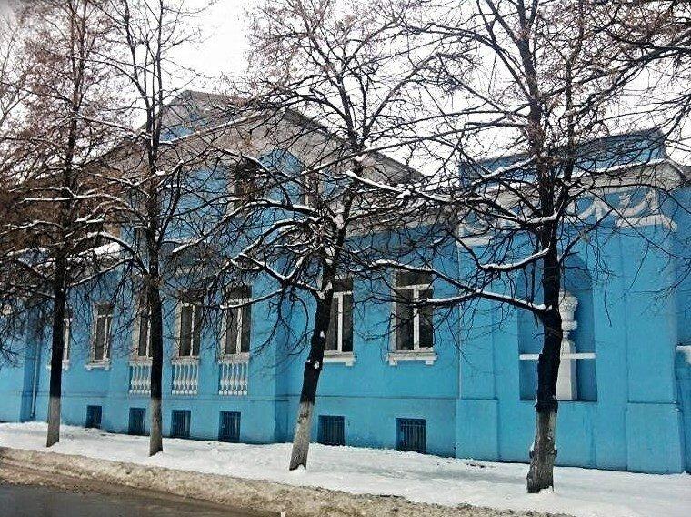 Дом Сомова.