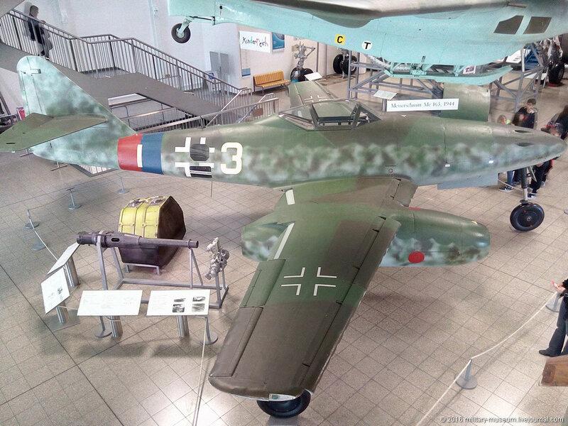 Авиация в Немецком музее