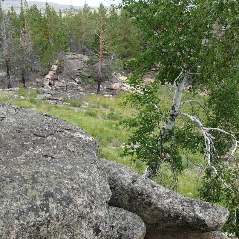 Природа Семизбуги