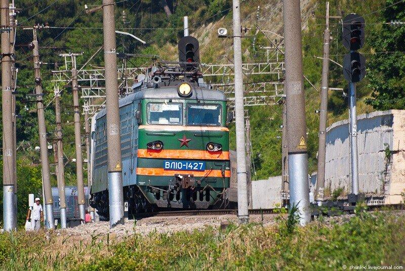 Электровоз ВЛ10-1427