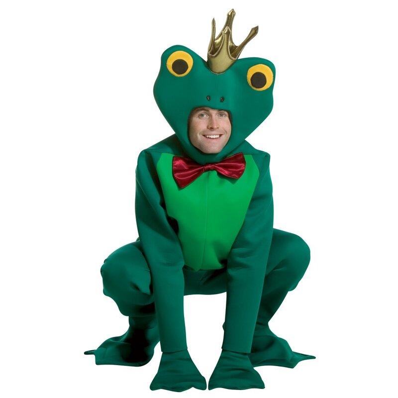 Костюм для лягушки своими руками