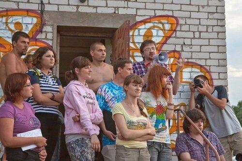 Летняя школа журнала «Русский Репортер»