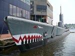 Корабли музеи в Балтиморе