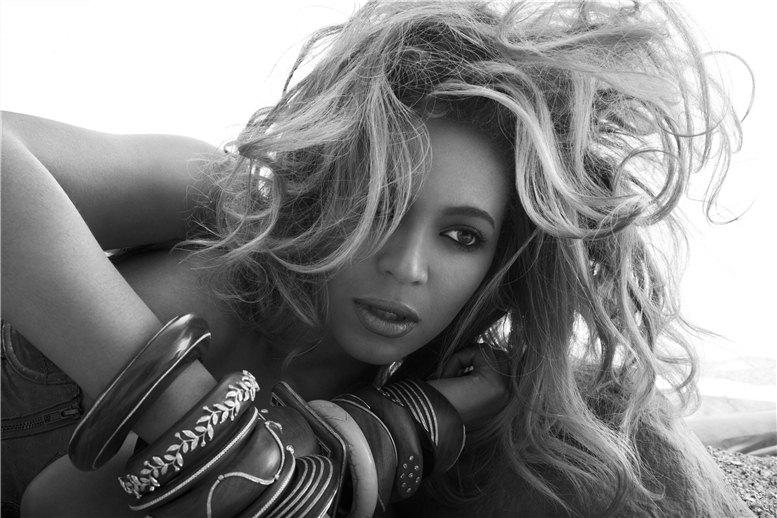 модель Бейонси Ноулз / Beyonce Knowles, фотограф Tony Duran