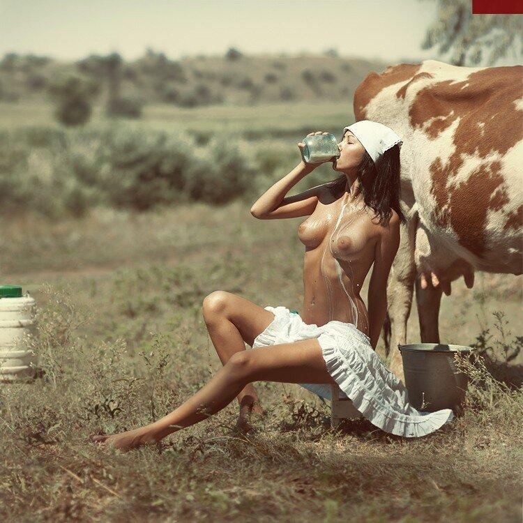 молочка с утречка