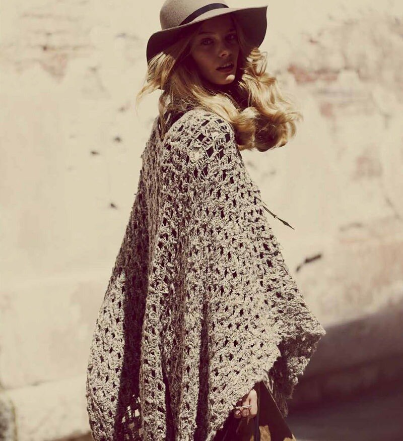 Marloes Horst by Guy Aroch for Free People