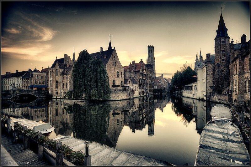 Gothic Bruges