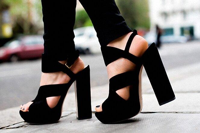 Какую женскую обувь не любят мужчины