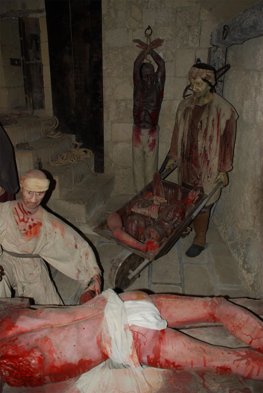 музей пыток, мальта