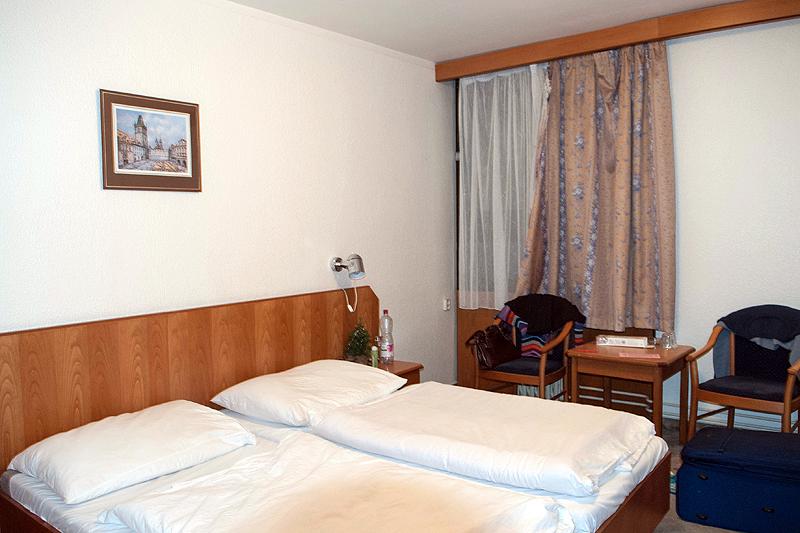 Гостиница Ольшанка - Olsanka в Праге