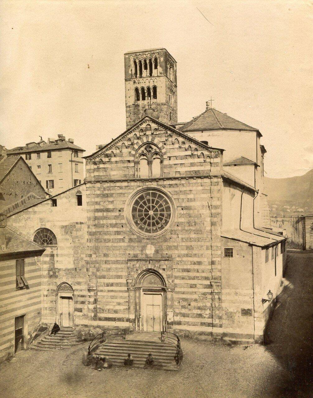 Церковь Сан-Стефано
