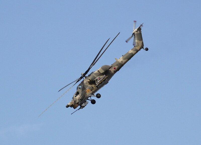 МИ-28Н - Ночной охотник