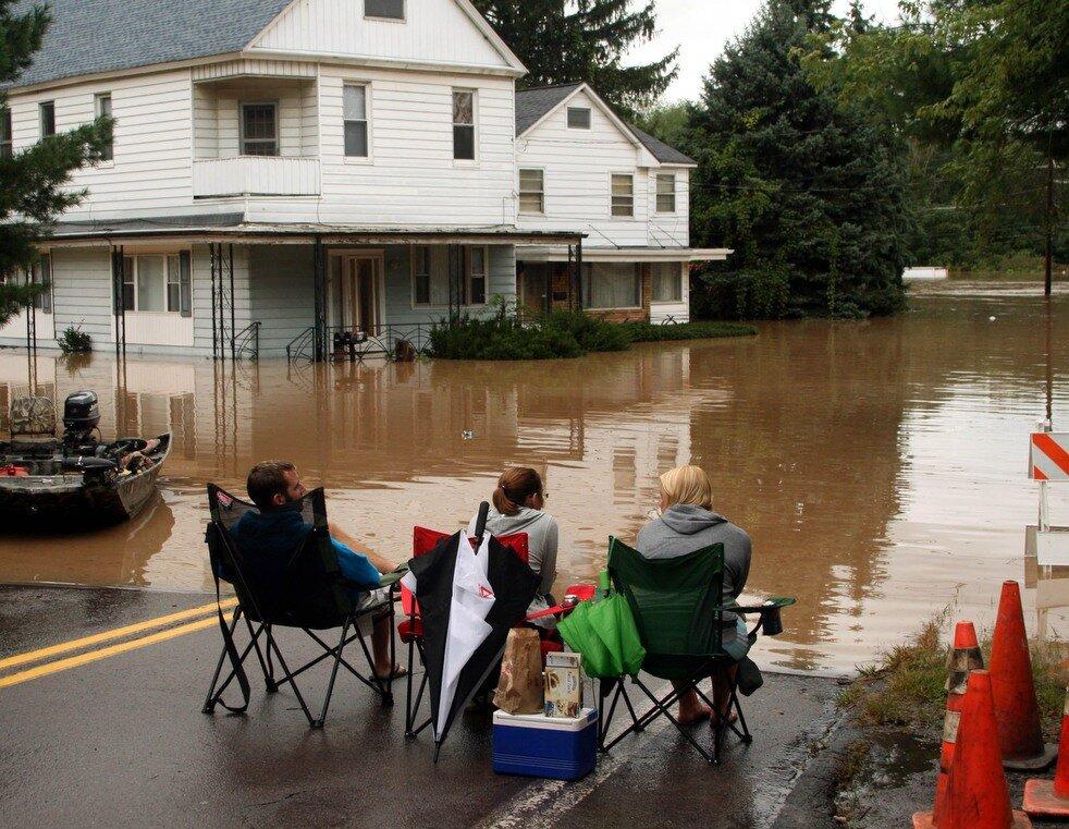 Картинки наводнение в америки