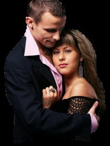 Клипарт Он и Она