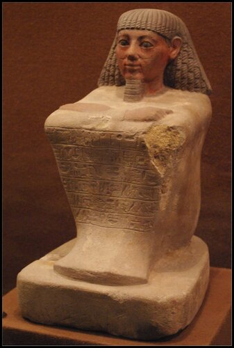 Эрмитаж 2011.  Древний Египет.