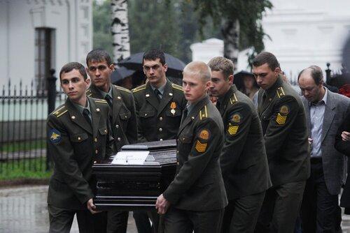 Прощание с ХК Локомотив