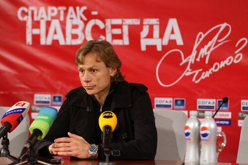 Спартак - Крылья Советов 3-0 18-09-2011
