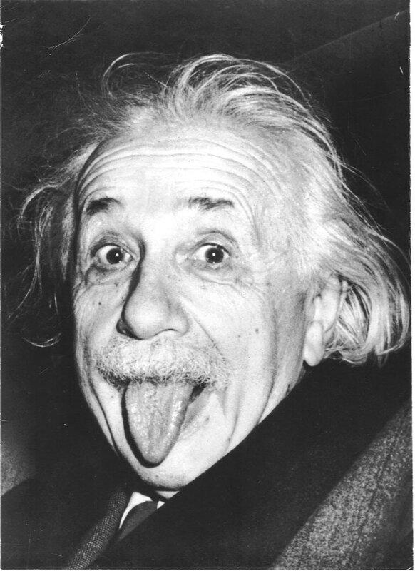 Фотографии Альберта Эйнштейна