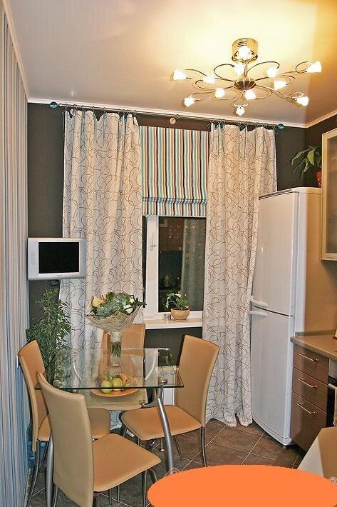 Шторы для кухни сеть салонов штор тюль