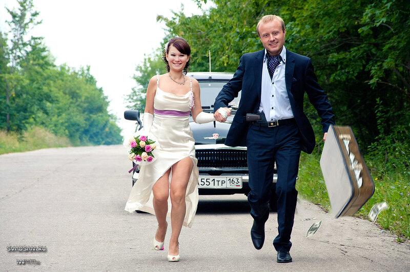 Свадьба Андрея и Лены, фото