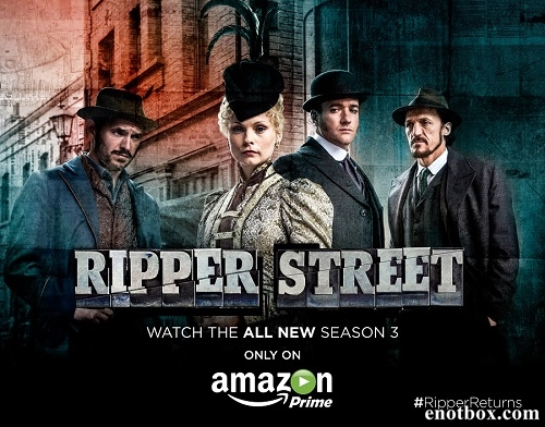 Улица потрошителя / Ripper Street - Полный 3 сезон [2015, WEB-DLRip | WEB-DL 720p] (NewStudio)