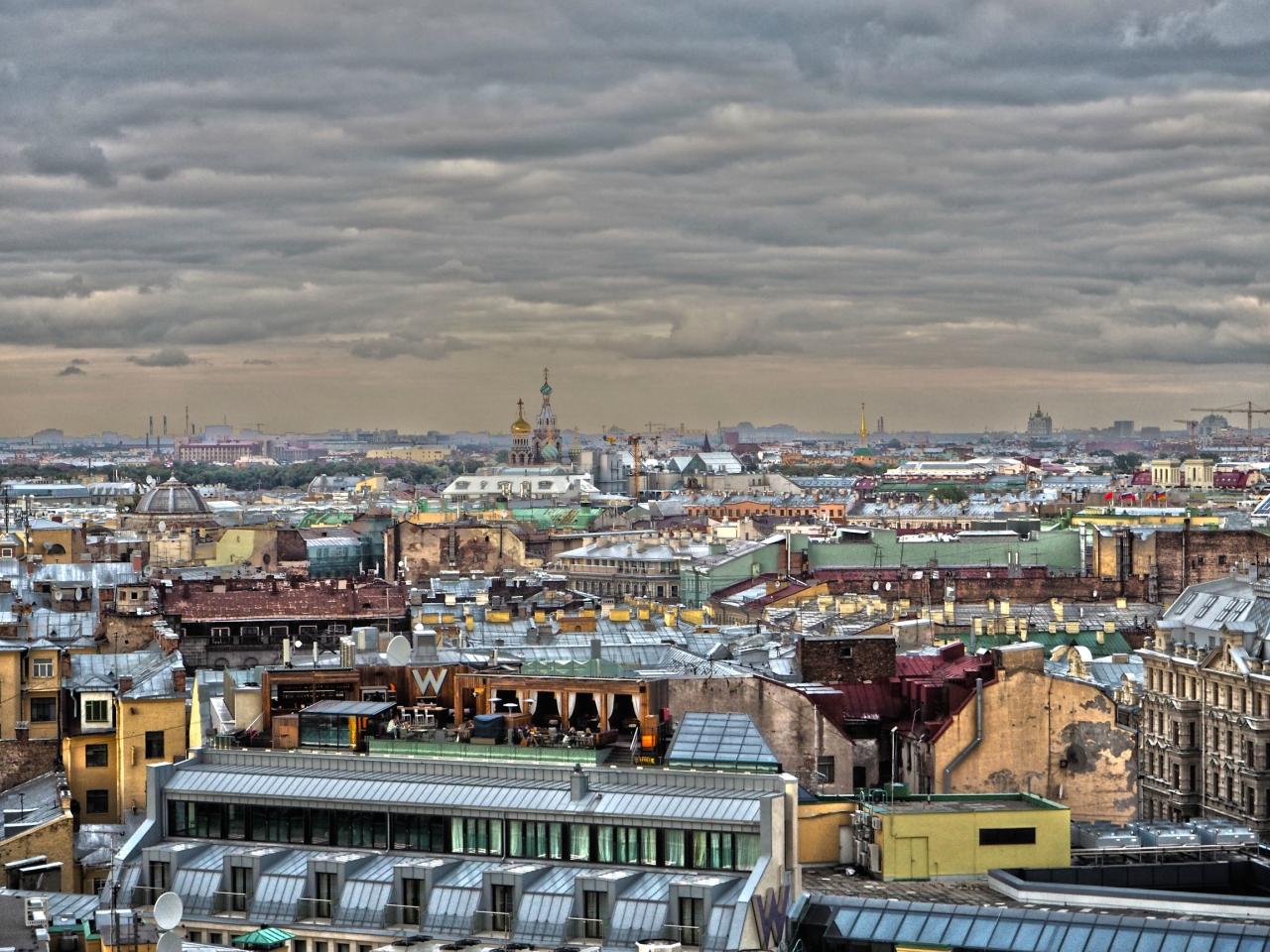 Санкт-Петербург, Исакиевский собор