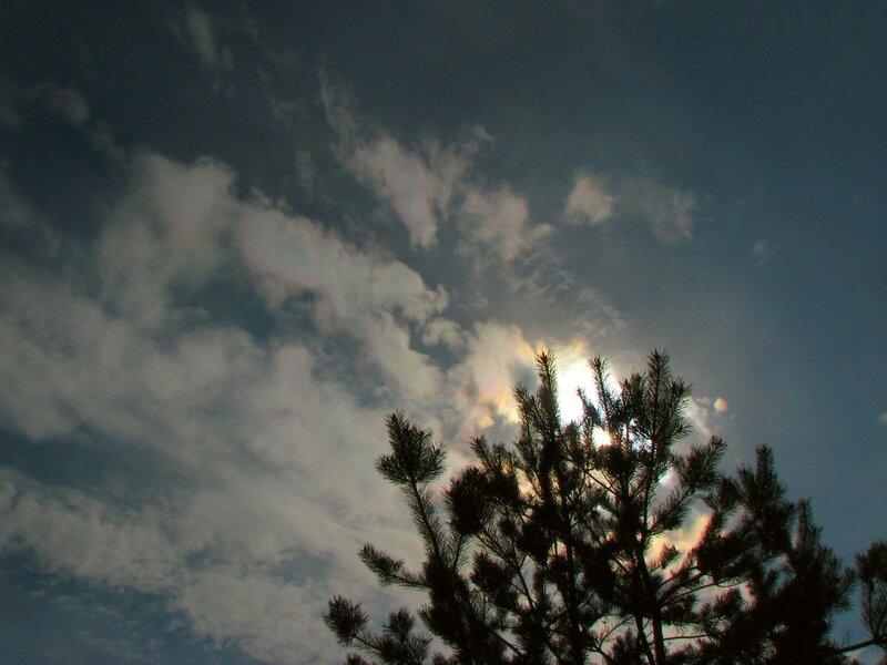 Радужные облака 2011.05.15 16:43