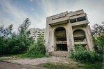 Заброшенный пансионат в Калязине