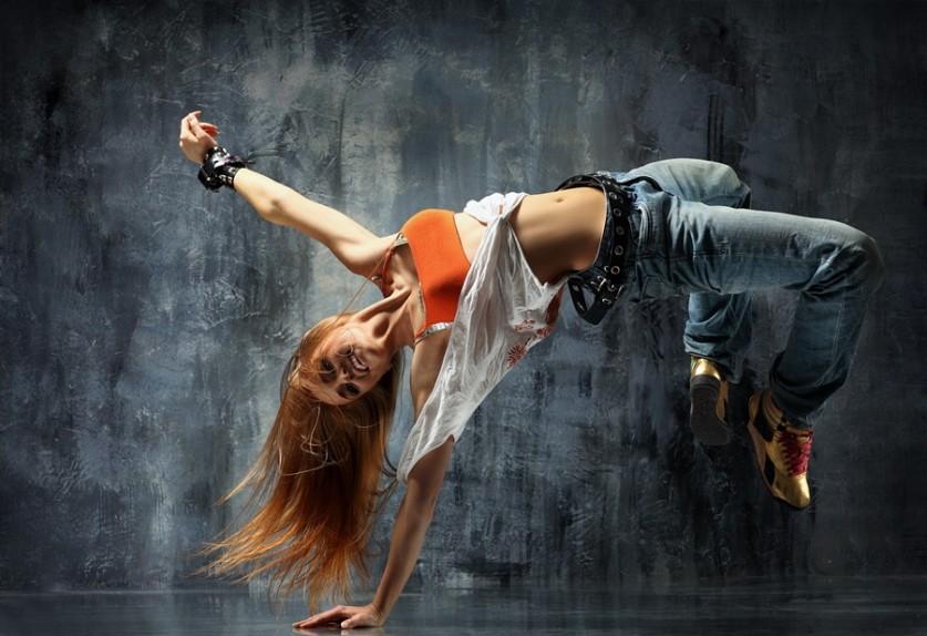 Танцовщица. Автор фото: Александр Яковлев