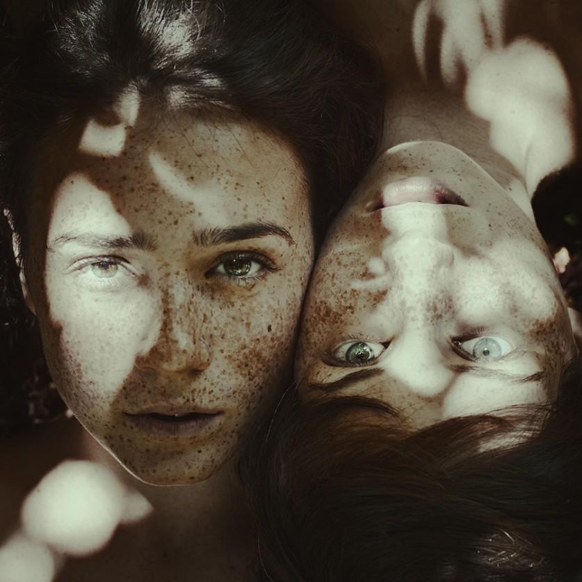 Одинаково разные. Автор фото: Алессио Альби Разные варианты света и тени можно получить, используя п