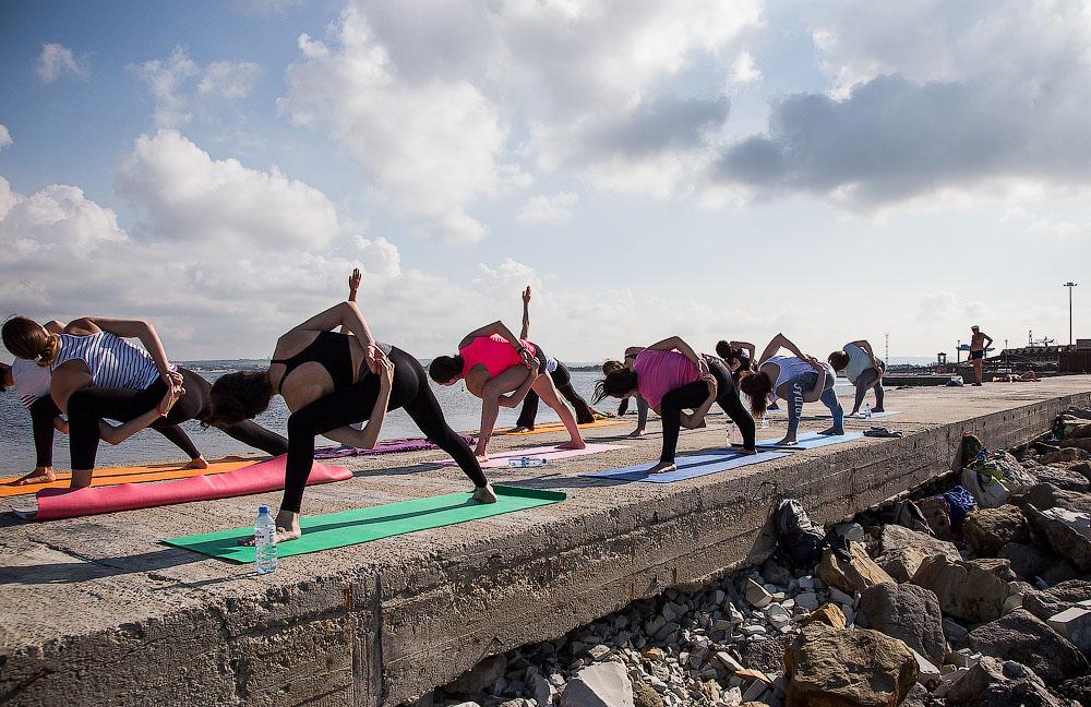 Анапа фото йога