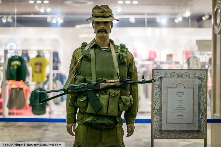 Военная форма России за последние 600 лет