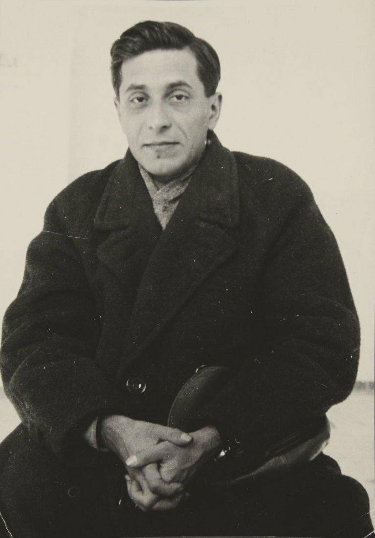 1923. Борис Всеволодович Игнатович. Писатель Михаил Зощенко