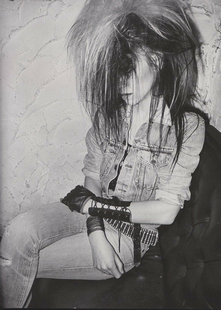 1983. Джессика в «The Wag Club»