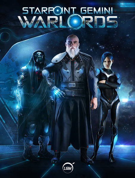Starpoint Gemini Warlords Return (2017/ENG/MULTi3)