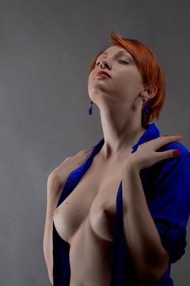 Снимки в стиле «Ню» Ивана Миронова