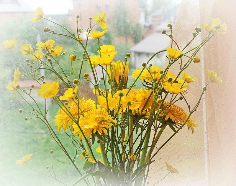 Жёлтенькие летние